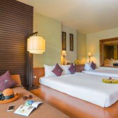 The Royal Paradise Hotel & Spa 4* Номер Делюкс с различными типами кроватей фото 3