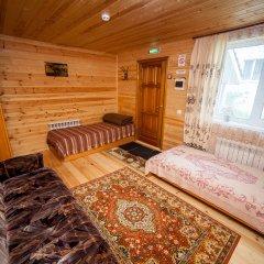 Гостиница Дубрава Коттедж с различными типами кроватей