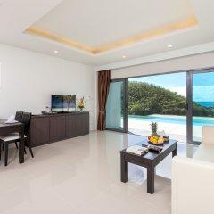 Отель Patong Bay Hill Resort 4* Люкс с различными типами кроватей фото 2