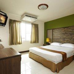 Отель Rambuttri Village Inn & Plaza 3* Номер категории Премиум с различными типами кроватей фото 13