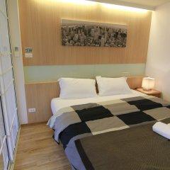 Отель S Bloc Saladaeng 3* Номер Делюкс с различными типами кроватей