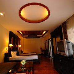 Отель Railay Bay Resort and Spa 4* Коттедж Премиум с различными типами кроватей