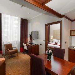 Гостиница DoubleTree by Hilton Novosibirsk 4* Представительский номер разные типы кроватей фото 5