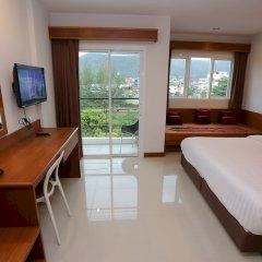 Отель Rojjana Residence удобства в номере