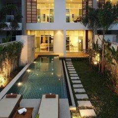 Отель Two Villas Holiday Oxygen Style Bangtao Beach комната для гостей фото 8