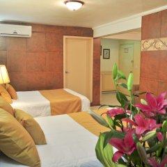 Hotel Villa Las Margaritas Sucursal Caxa 3* Стандартный номер с различными типами кроватей