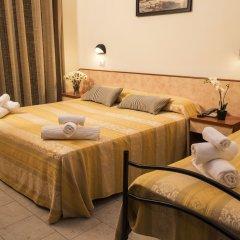 Hotel Orizzonti 3* Номер категории Эконом с различными типами кроватей
