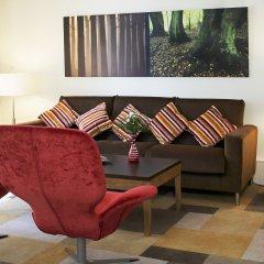 Radisson Blu Scandinavia Hotel 4* Полулюкс с различными типами кроватей фото 3