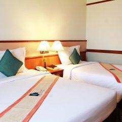 Royal Phuket City Hotel 4* Стандартный номер разные типы кроватей фото 4