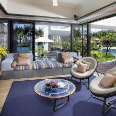 Отель InterContinental Sanya Resort 5* Вилла с различными типами кроватей