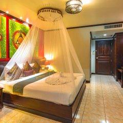 Tanawan Phuket Hotel 3* Улучшенный номер с различными типами кроватей фото 2
