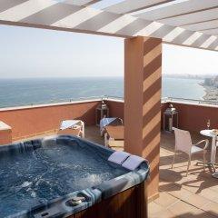 HYDROS Hotel & Spa 4* Люкс с различными типами кроватей