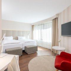 Отель NH Collection Frankfurt City 4* Номер категории Премиум с различными типами кроватей фото 3