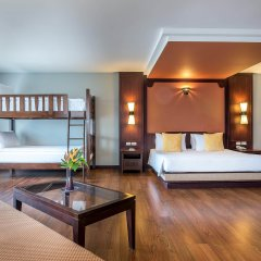 Отель Novotel Samui Resort Chaweng Beach Kandaburi комната для гостей