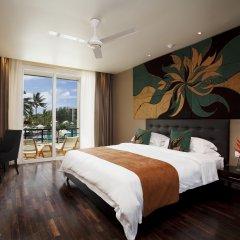 Отель Centara Ceysands Resort & Spa Sri Lanka 5* Люкс повышенной комфортности с двуспальной кроватью