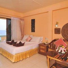 Отель Baan Karon Hill Phuket Resort 3* Стандартный номер с различными типами кроватей фото 2