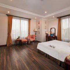 Rosaliza Hotel Hanoi 3* Люкс повышенной комфортности с различными типами кроватей