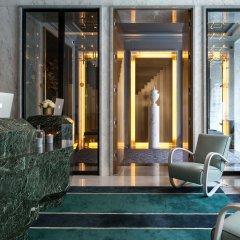 Отель Nolinski Paris Франция, Париж - 1 отзыв об отеле, цены и фото номеров - забронировать отель Nolinski Paris онлайн внутренний интерьер