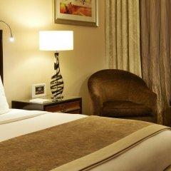 Гостиница Интерконтиненталь Москва 5* Улучшенный номер с разными типами кроватей