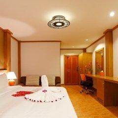 Отель Chabana Resort 4* Номер Делюкс