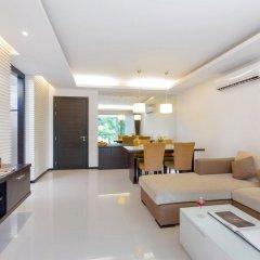 Апартаменты The Regent Phuket Serviced Apartment Kamala Beach жилая площадь фото 5
