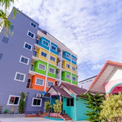Отель Phaithong Sotel Resort экстерьер фото 3