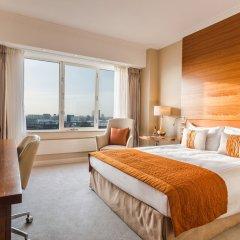 Hotel Okura Amsterdam 5* Улучшенный номер с различными типами кроватей