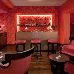 Отель c-hotels Fiume гостиничный бар фото 2