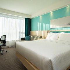 Гостиница Hampton by Hilton Moscow Strogino (Хэмптон бай Хилтон) 3* Стандартный номер разные типы кроватей