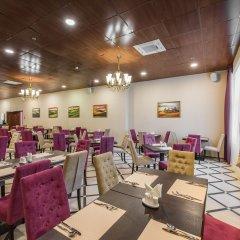 Гостиница Фортис обед