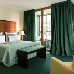 Отель Clipper City Home Berlin Улучшенные апартаменты с различными типами кроватей