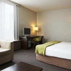 Отель NH Amsterdam Caransa 4* Стандартный номер с различными типами кроватей фото 2