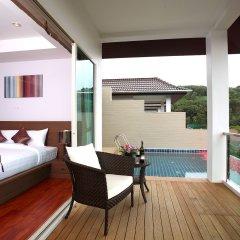 Отель Bangtao Tropical Residence Resort & Spa 4* Люкс разные типы кроватей