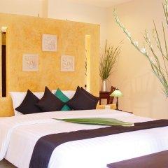 Отель The Old Phuket - Karon Beach Resort 4* Стандартный номер с разными типами кроватей