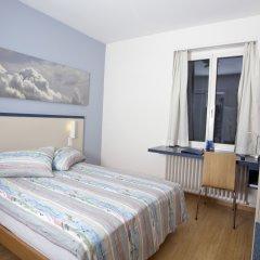 Hotel Bristol Zurich 3* Стандартный номер с двуспальной кроватью