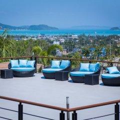 Отель Chalong Chalet Resort & Longstay гостиничный бар фото 2