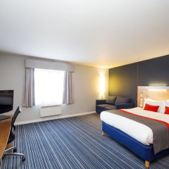 Отель Holiday Inn Express Edinburgh Royal Mile 3* Стандартный номер фото 14