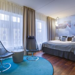 Comfort Hotel Vesterbro 3* Улучшенный номер с двуспальной кроватью фото 3