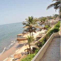 Отель African Village Hotel в Саньян