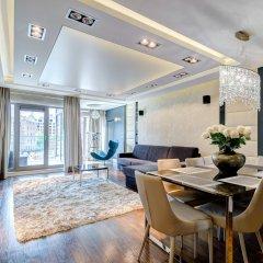 Апартаменты Dom & House - Apartments Waterlane Улучшенные апартаменты с 2 отдельными кроватями