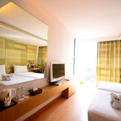 Отель Le Fenix Sukhumvit 3* Номер Делюкс с различными типами кроватей