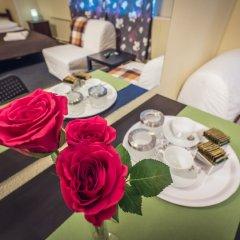 Мини-гостиница Авиамоторная 2* Стандартный семейный номер с двуспальной кроватью