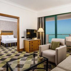 Отель Hilton Dubai Jumeirah 5* Люкс с различными типами кроватей фото 13