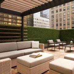 Отель Grand Hyatt New York терраса/патио