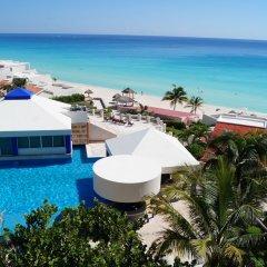 Отель Solymar Cancun Beach Resort вид на пляж/океан фото 2