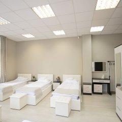 Хостел All Bears Кровать в женском общем номере с двухъярусными кроватями