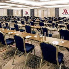 Munich Marriott Hotel конференц-зал фото 5
