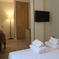 Hermes Tirana Hotel 4* Стандартный номер с двуспальной кроватью