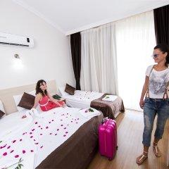 Kadriye Sarp Otel 3* Стандартный номер с различными типами кроватей