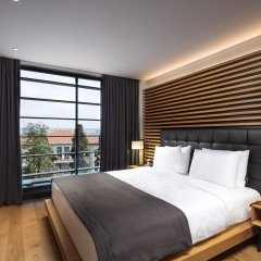 Отель Metropolitan Hotels Bosphorus 5* Номер Делюкс с различными типами кроватей